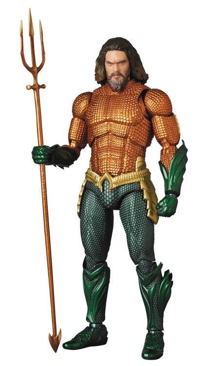 Aquaman Mafex Action Figure