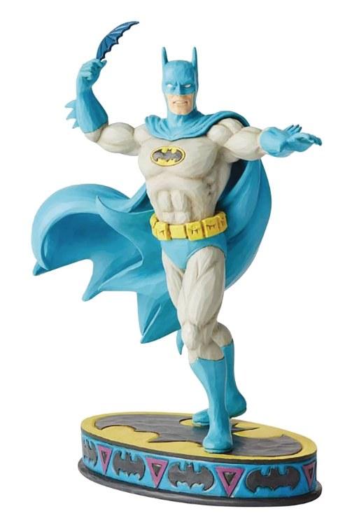 DC Heroes Silver Age Batman Figurine