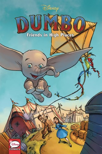 Disney Dumbo (Live Action) Friends In High Places TP VOL 01