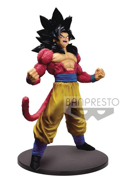 Dragon Ball Gt Blood of Saiyans Goku Special III Figure