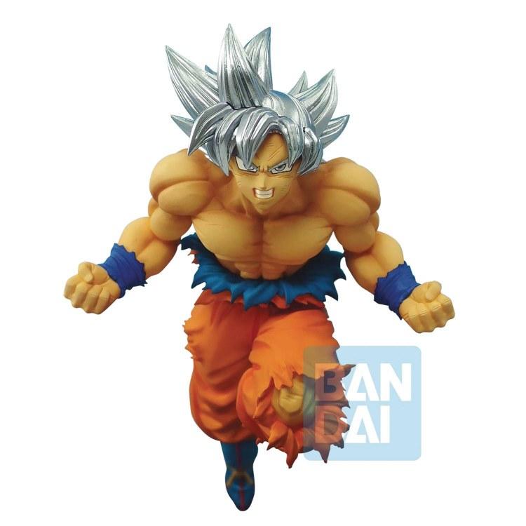Dragonball Super Z-Battle Son Goku Figure
