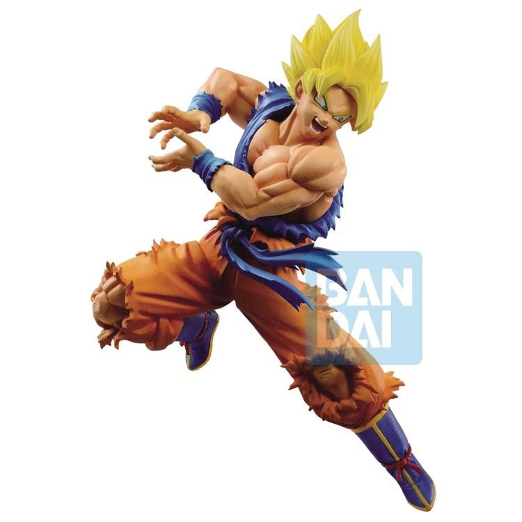 Dragonball Super Z-Battle Super Saiyan Son Goku Figure