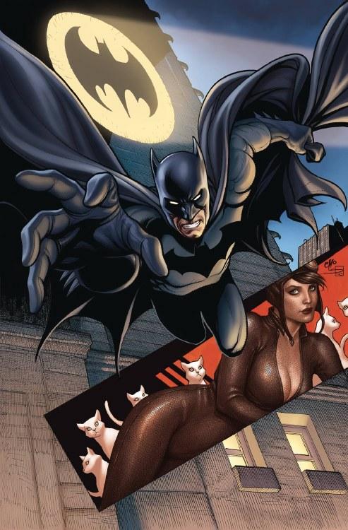 Batman #71 Var Ed