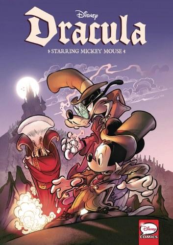 Disney Dracula Starring Mickey Mouse TP