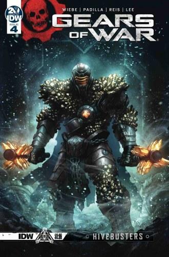 Gears of War Hivebusters #4 (of 5) Cvr A Quah