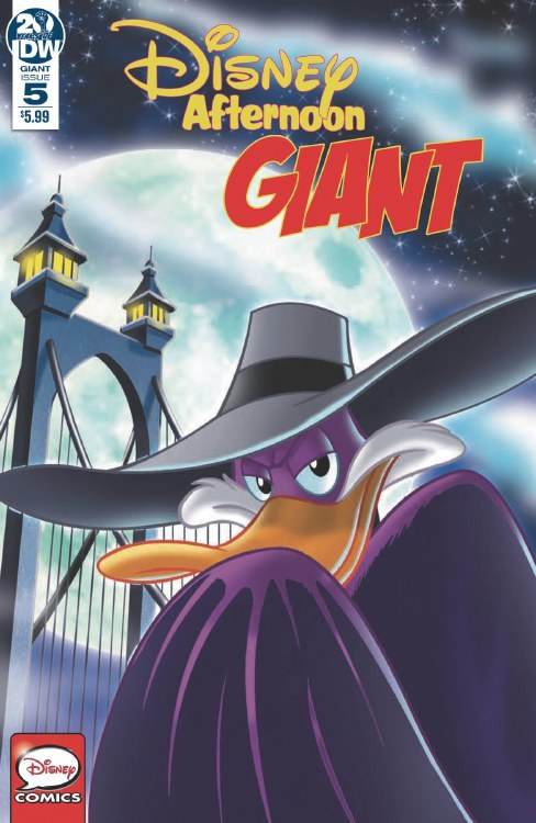 Disney Afternoon Giant #5 (C: