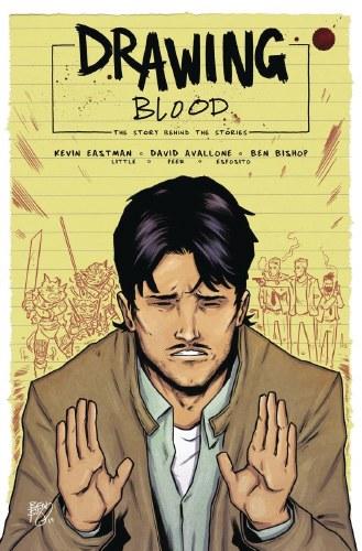 Drawing Blood Spilled Ink #2 (of 4) Cvr A Bishop