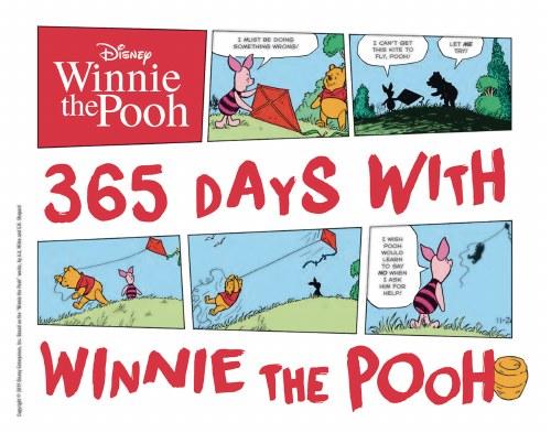 Disney 365 Days With Winnie the Pooh HC