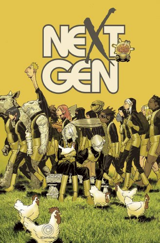 Age of X-Man Nextgen #5 (of 5)