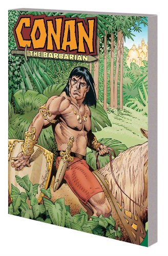 Conan TP Jewels of Gwahlur and Other Stories