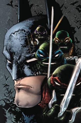 Batman Teenage Mutant Ninja Turtles III #2 (of 6)