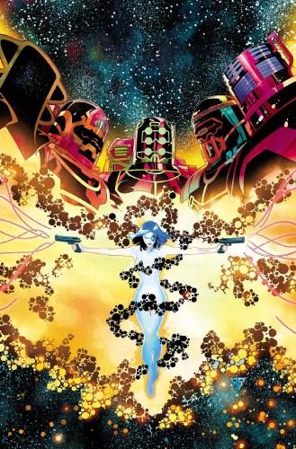 Domino Hotshots #5 (of 5)