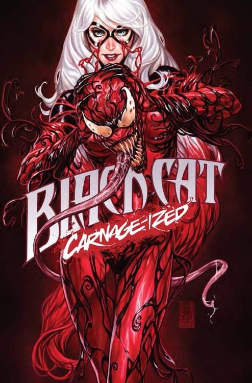 Black Cat #2 Brooks Carnage-Ized Var