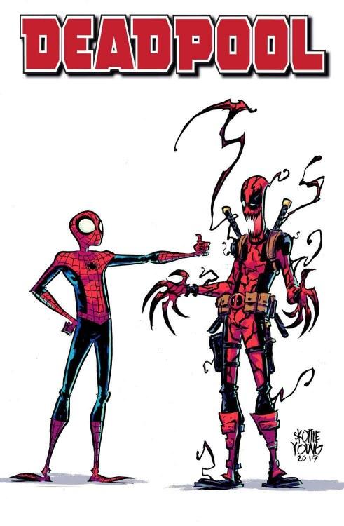 Deadpool #15 Young Carnage-Ized Var