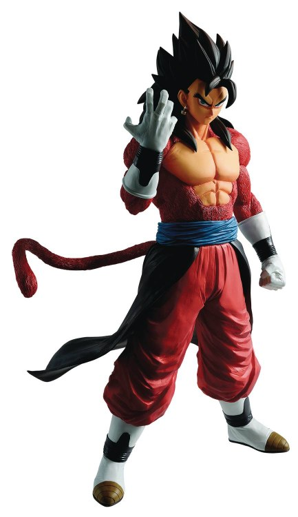Dragonball Heroes Super Saiyan 4 Vegito Xeno Ichiban Figure