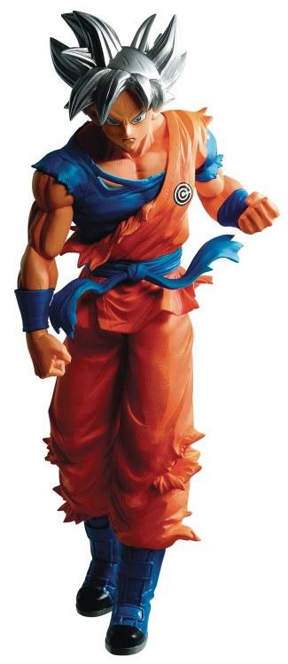 Dragonball Heroes Ultra Instinct Son Goku Ichiban Figure