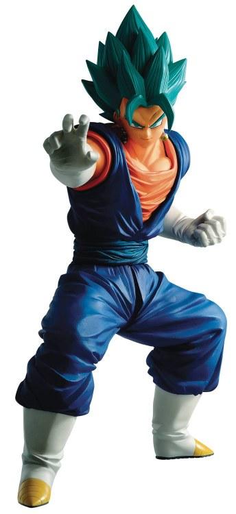 Dragonball Heroes Ssgss Vegito Ichiban Figure