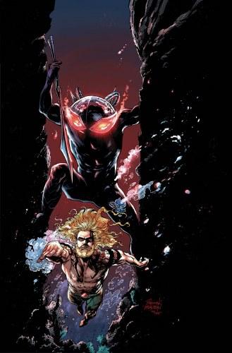 Aquaman #50 Yotv the Offer