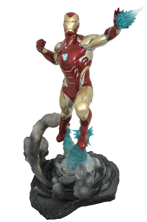 Marvel Gallery Avengers 4 Iron Man Mk85 Pvc Figure