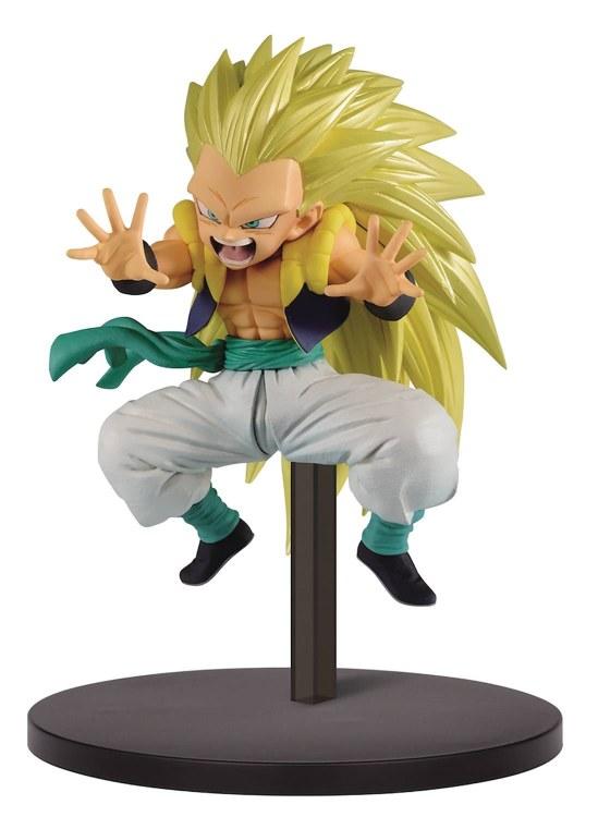 Dragon Ball Super Chosenshi Retsuden V2 Super Saiyan Gotenks Figure
