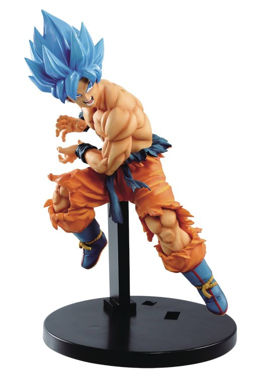 Dragon Ball Super Tag Fighters Son Goku V2 Figure