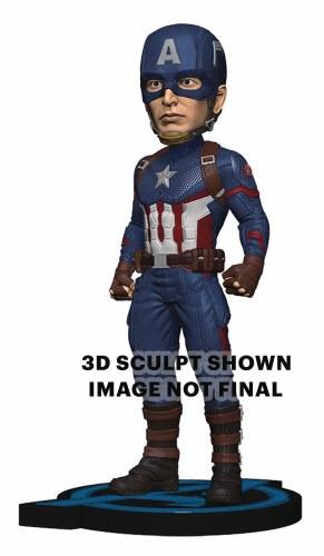 Avengers Endgame Captain America Head Knocker