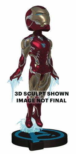Avengers Endgame Iron Man Head Knocker