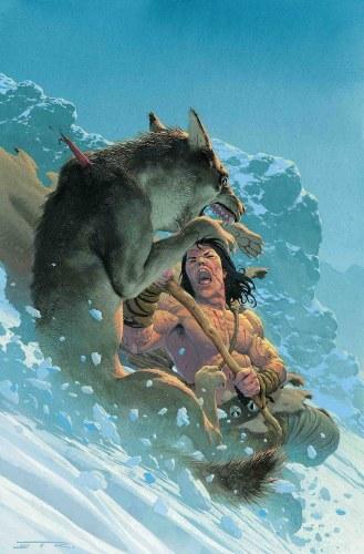 Conan the Barbarian Exodus #1