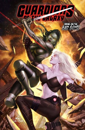 Guardians of the Galaxy #8 Inhyuk Lee Bobg Var