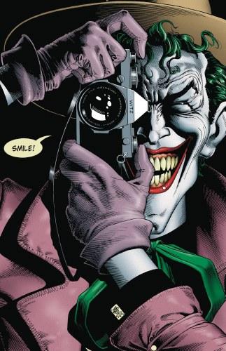 Batman The Killing Joke HC New Ed