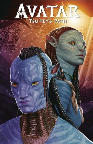 Avatar Tsu Teys Path TP VOL 01