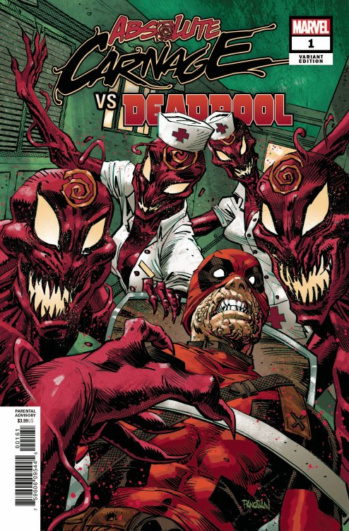 Absolute Carnage Vs Deadpool #1 (of 3) Panosian Var
