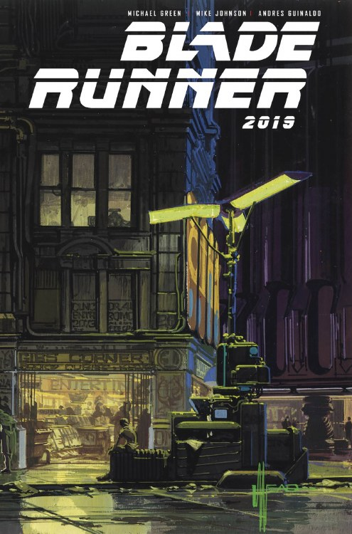 Blade Runner 2019 #3 Cvr B Mead