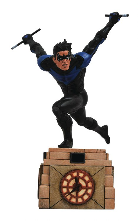 DC Gallery Nightwing Comic Pvc Figure