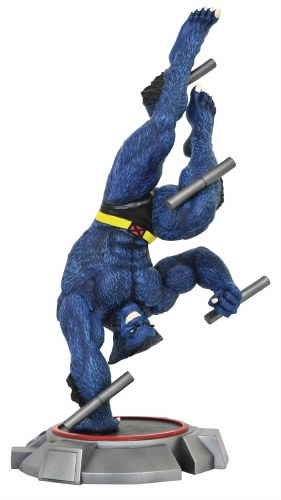Marvel Gallery Beast Comic Pvc Figure