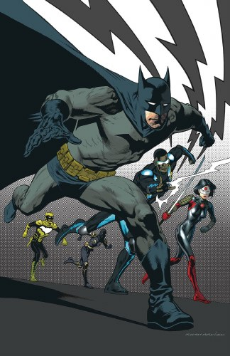 Batman and the Outsiders #5 Var Ed