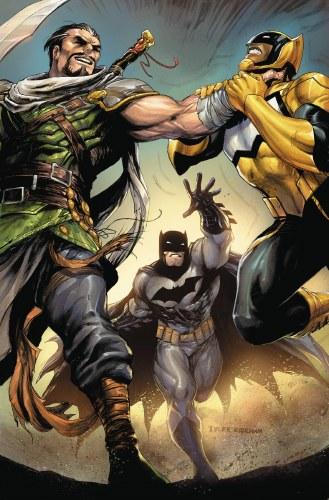 Batman and the Outsiders #5 Yo