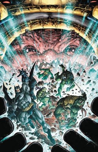Batman Teenage Mutant Ninja Turtles III #5 (of 6)