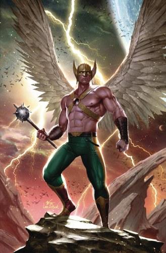 Hawkman #16 Var Ed Yotv