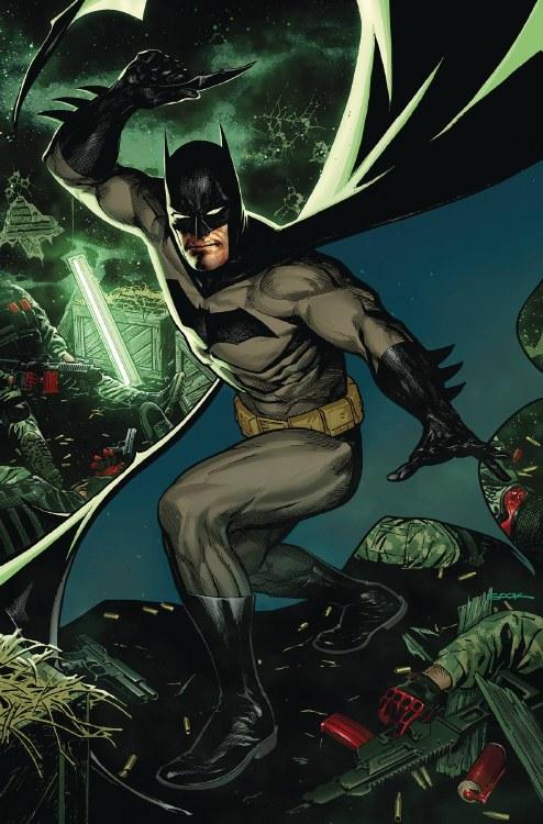 Detective Comics #1012 Var Ed
