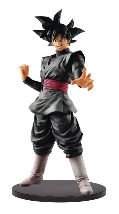 Dragon Ball Legends Collab Black Goku Figure
