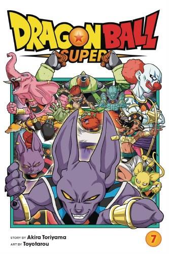 Dragon Ball Super GN VOL 07 (C