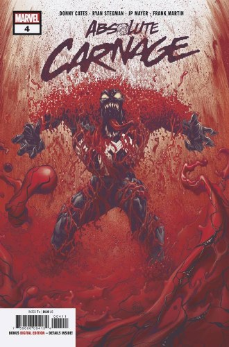 Absolute Carnage #4 (of 5) Ac