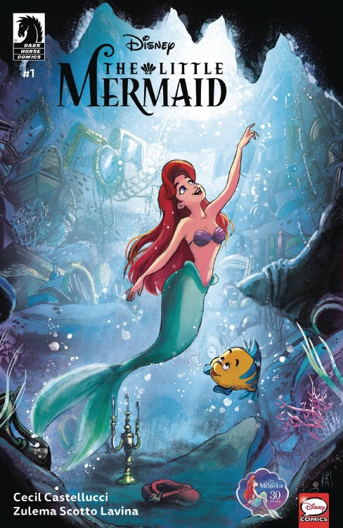 Disney the Little Mermaid #1 (