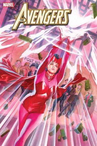 Avengers #25 Alex Ross Marvels