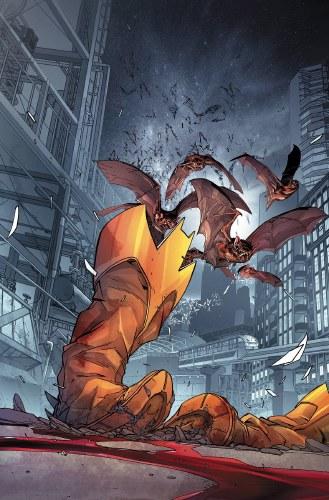 Batgirl #40 Yotv