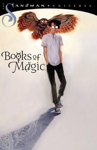 Books of Magic #13 (Mr)