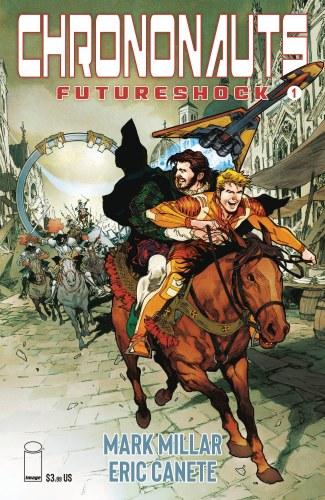 Chrononauts Futureshock #1 (of 4) Cvr G Macutay