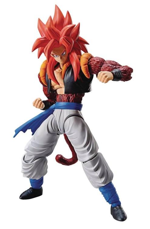 Dragon Ball Super Saiyan 4 Gogeta Fig-Rise Std Model Kit