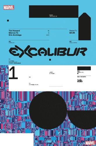 Excalibur #1 Muller Design Var